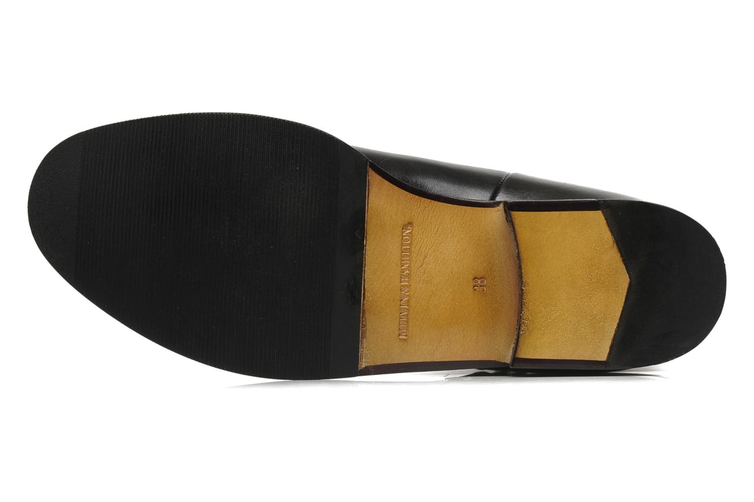 Gina 3 Crust Black