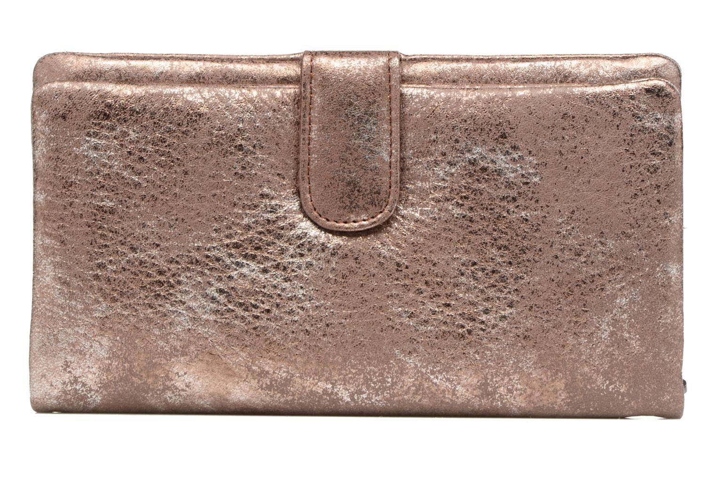 Portemonnaies & Clutches Sabrina Nine braun ansicht von vorne
