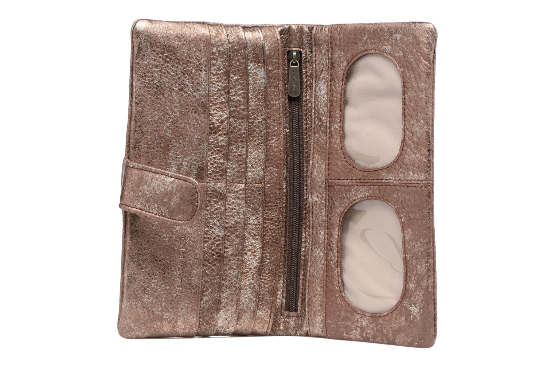 Portemonnaies & Clutches Sabrina Nine braun ansicht von hinten