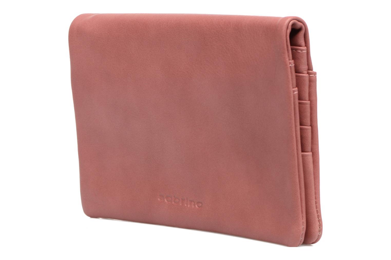 Wallets & cases Sabrina Kate Pink model view