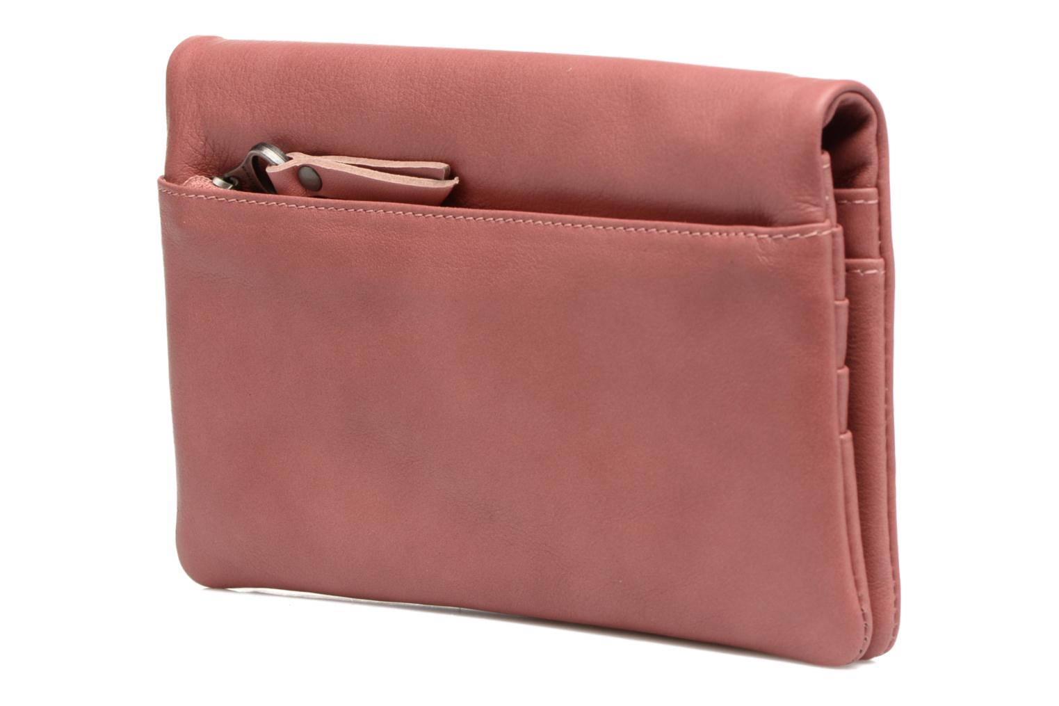 Wallets & cases Sabrina Kate Pink view from the right