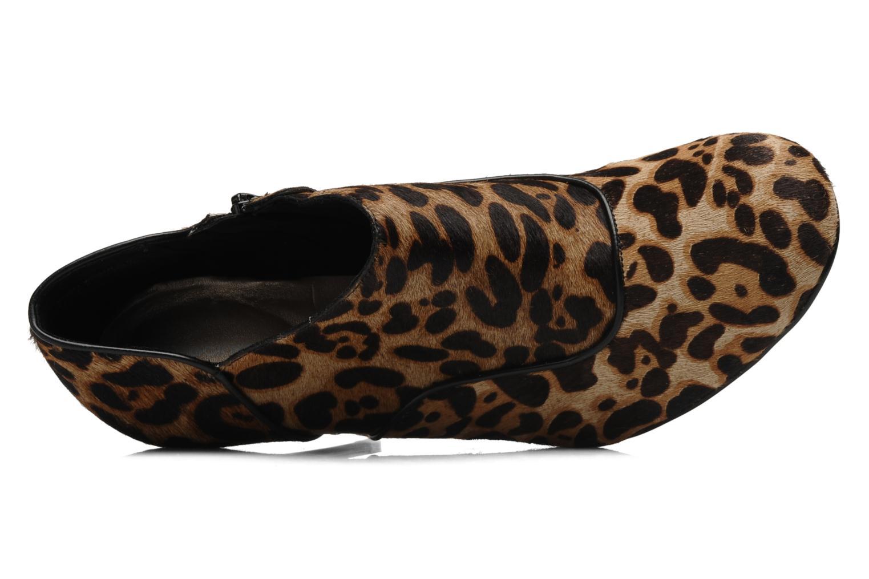 Bottines et boots Rockport Presia zip shootie Multicolore vue gauche