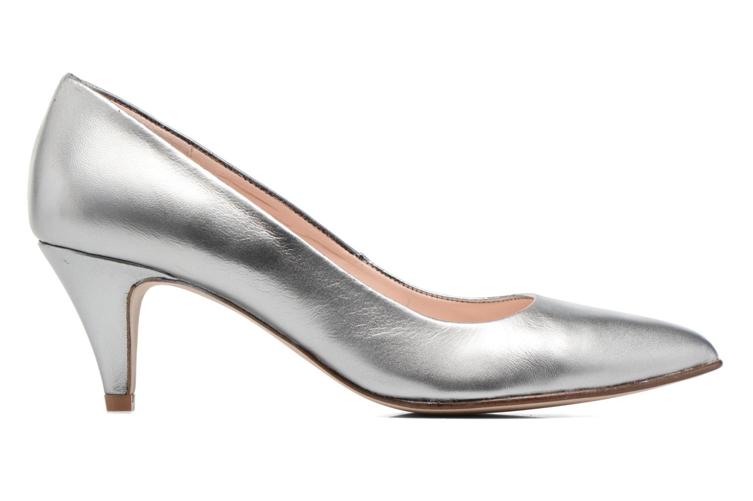 High heels Anna Volodia Ana Silver back view