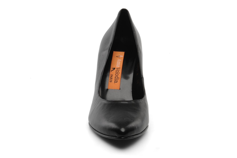 Escarpins Anna Volodia Avita Noir vue portées chaussures