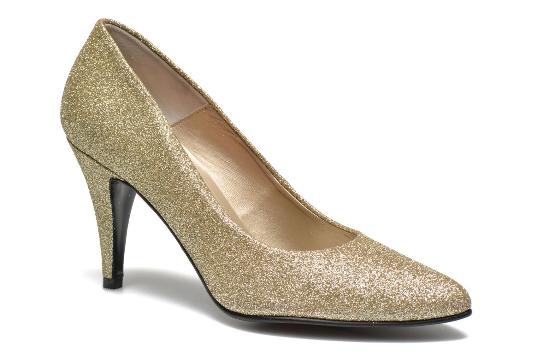 Pumps Anna Volodia Avita gold/bronze detaillierte ansicht/modell