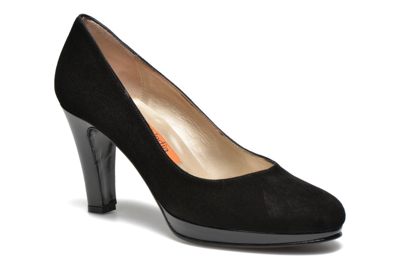 Zapatos promocionales Anna Volodia Aranella (Negro) - Zapatos de tacón   Descuento de la marca