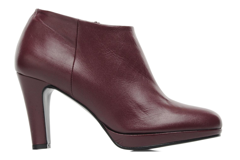 Bottines et boots Anna Volodia Aniora Bordeaux vue derrière