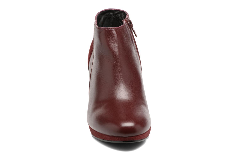 Ankelstøvler Anna Volodia Aida Rød se skoene på