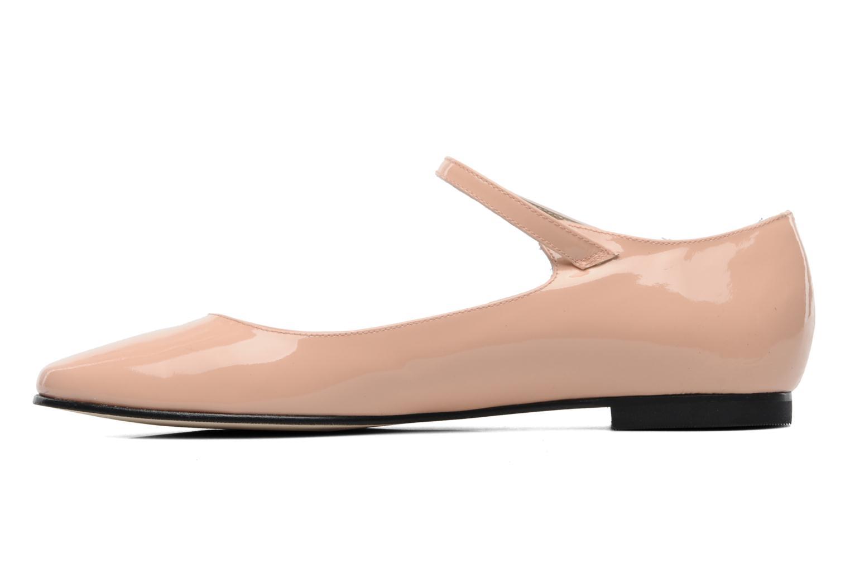 Ballerinas Anna Volodia Aelan rosa ansicht von vorne