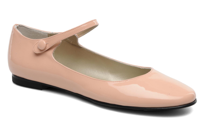 Ballerinas Anna Volodia Aelan rosa detaillierte ansicht/modell
