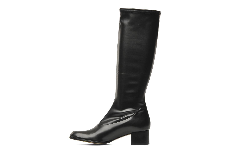 Laarzen Elizabeth Stuart Ibad Zwart voorkant