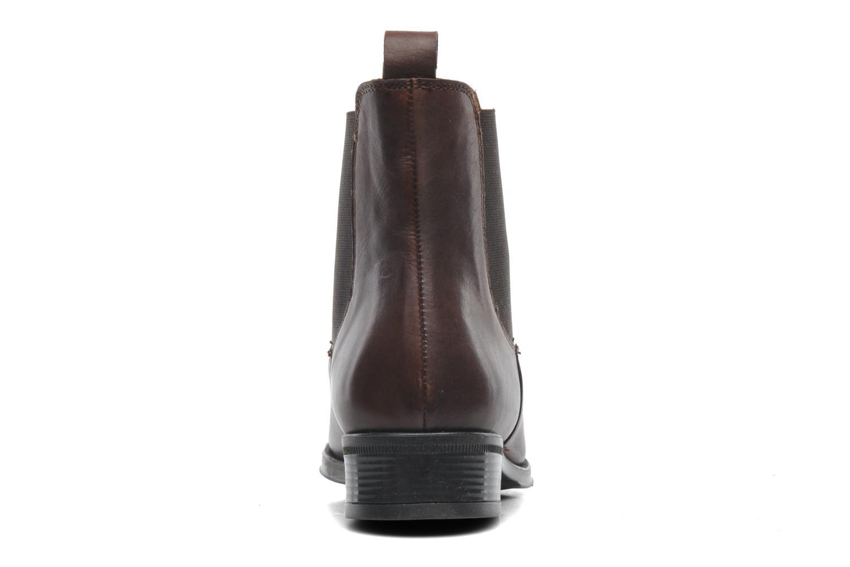 Bottines et boots Elizabeth Stuart Bahia 391 Marron vue droite