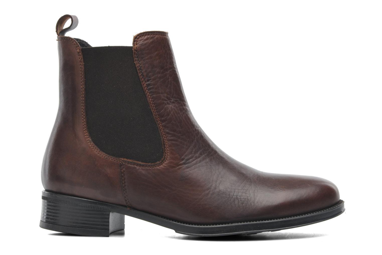Bottines et boots Elizabeth Stuart Bahia 391 Marron vue derrière