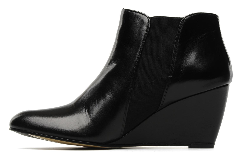 Bottines et boots Elizabeth Stuart Huvea Noir vue face