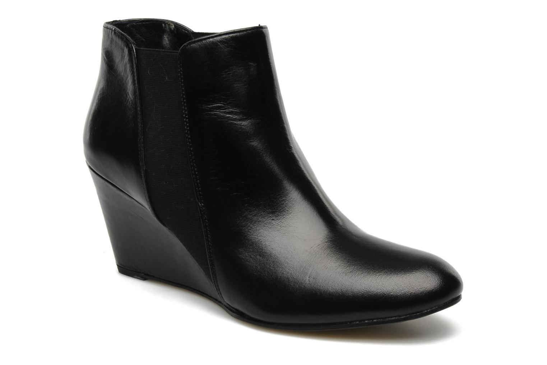 Bottines et boots Elizabeth Stuart Huvea Noir vue détail/paire