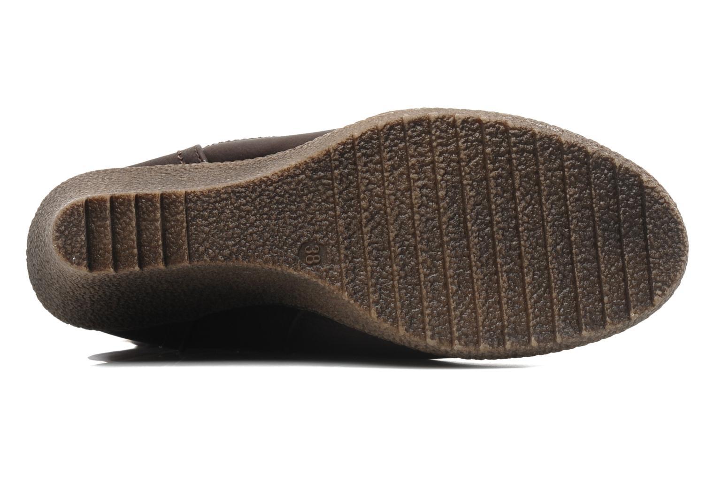 Laarzen Refresh Elline Bruin boven