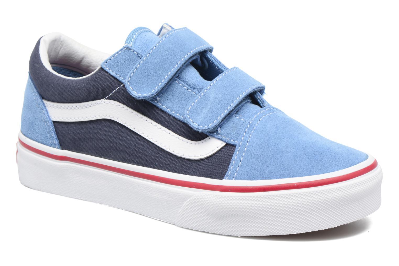 Sneaker Vans Old Skool v blau detaillierte ansicht/modell