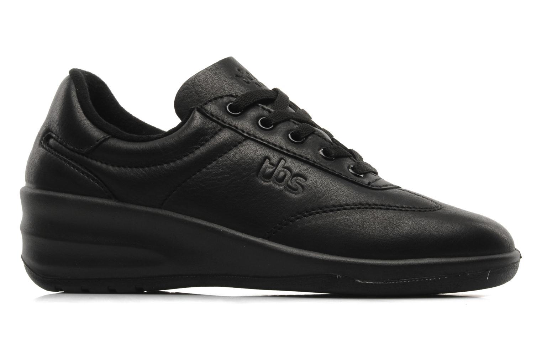 Sneaker TBS Easy Walk Dandys schwarz ansicht von hinten