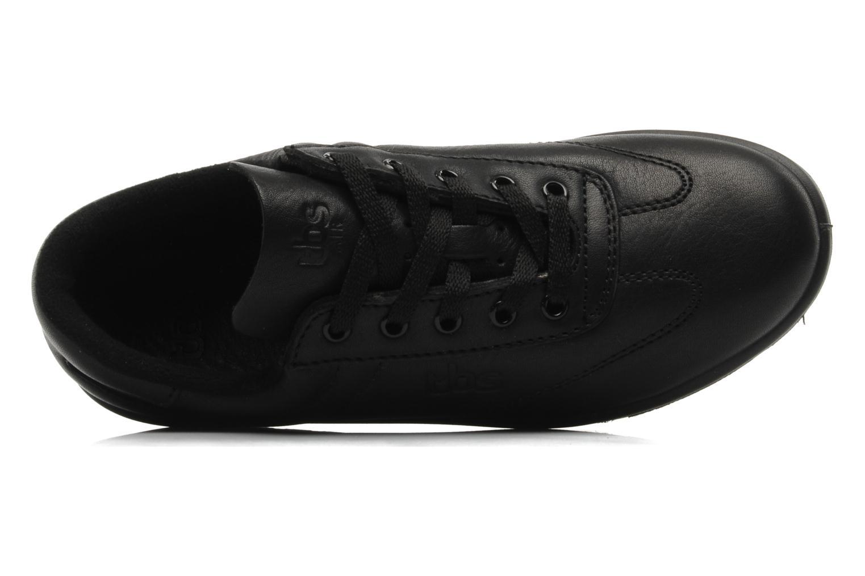 Sneaker TBS Easy Walk Dandys schwarz ansicht von links
