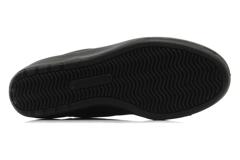 Sneaker TBS Easy Walk Dandys schwarz ansicht von oben