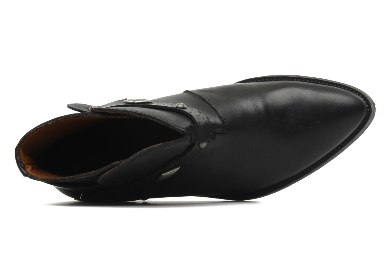 Bottines et boots Koah Carly Noir vue gauche