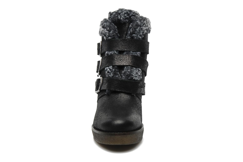 Ankle boots Koah Feliz Black model view