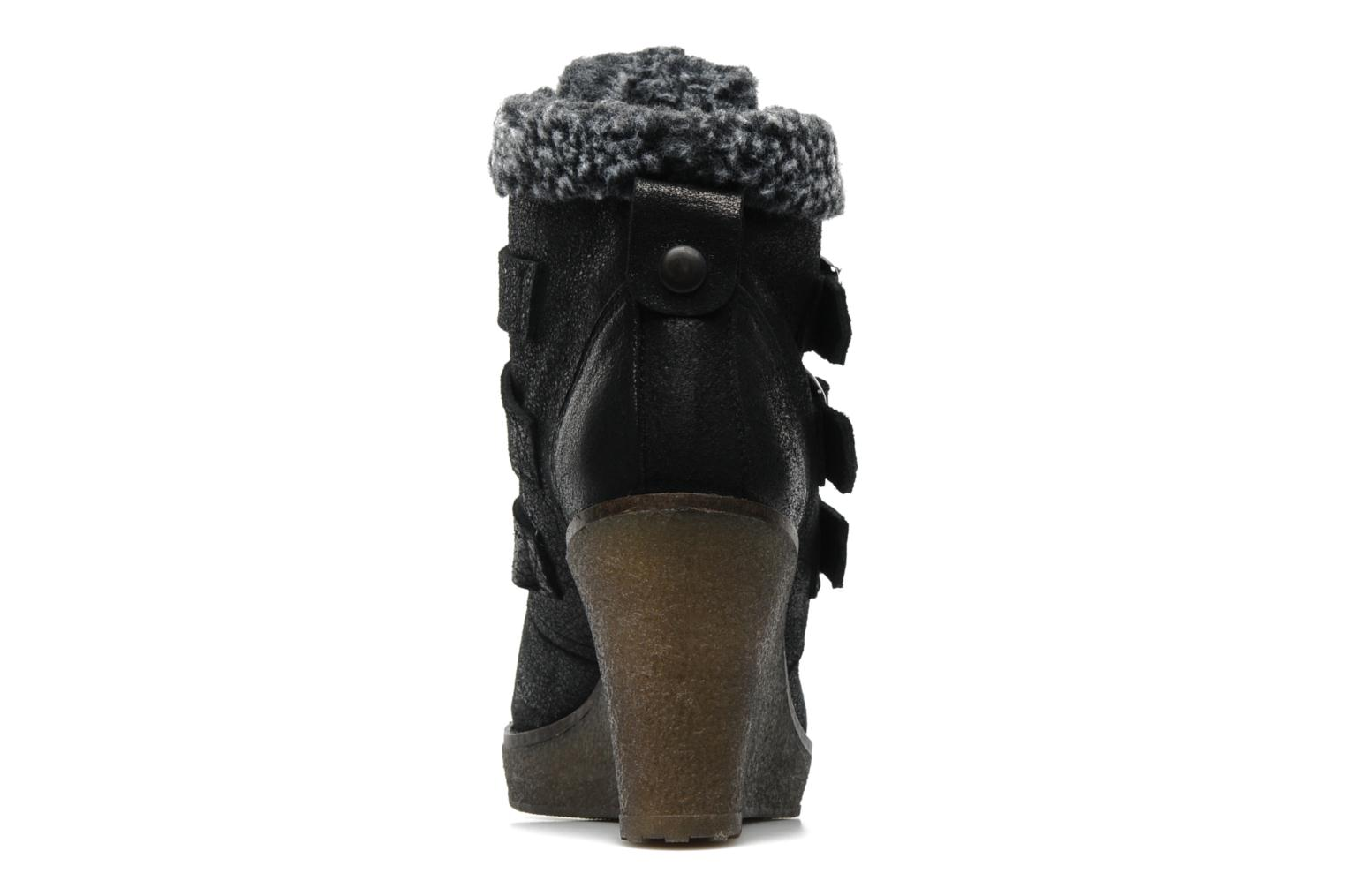 Ankle boots Koah Feliz Black view from the right