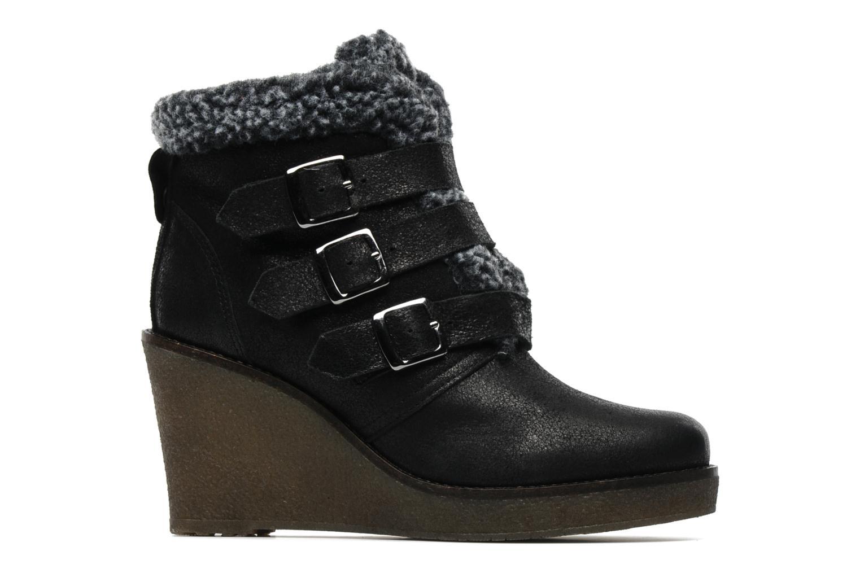 Ankle boots Koah Feliz Black back view