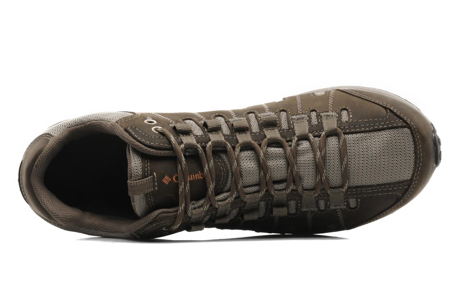Sneakers Columbia Master Fly Leather M Bruin links