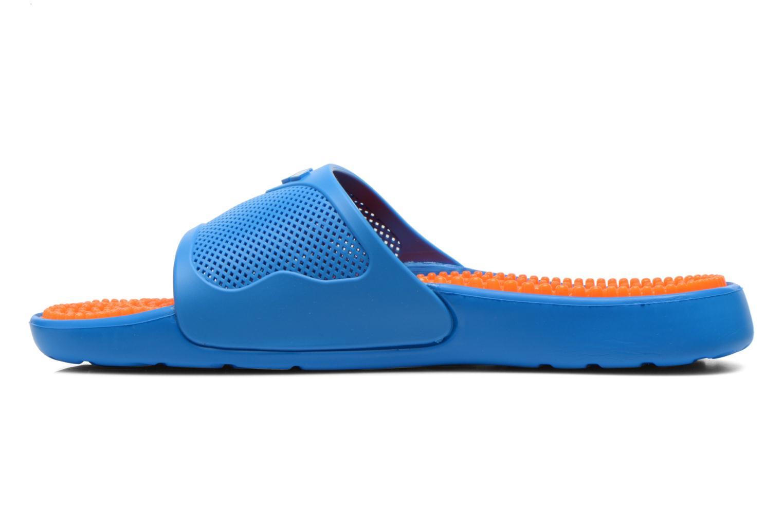 Chaussures de sport Arena Marco x grip man Bleu vue face