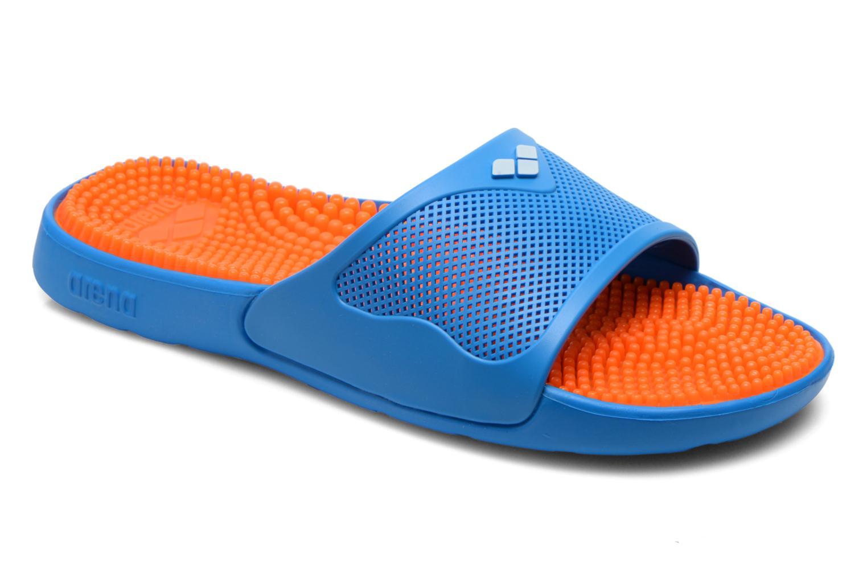 Chaussures de sport Arena Marco x grip man Bleu vue détail/paire