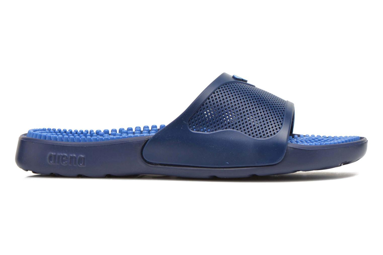Chaussures de sport Arena Marco x grip man Bleu vue derrière