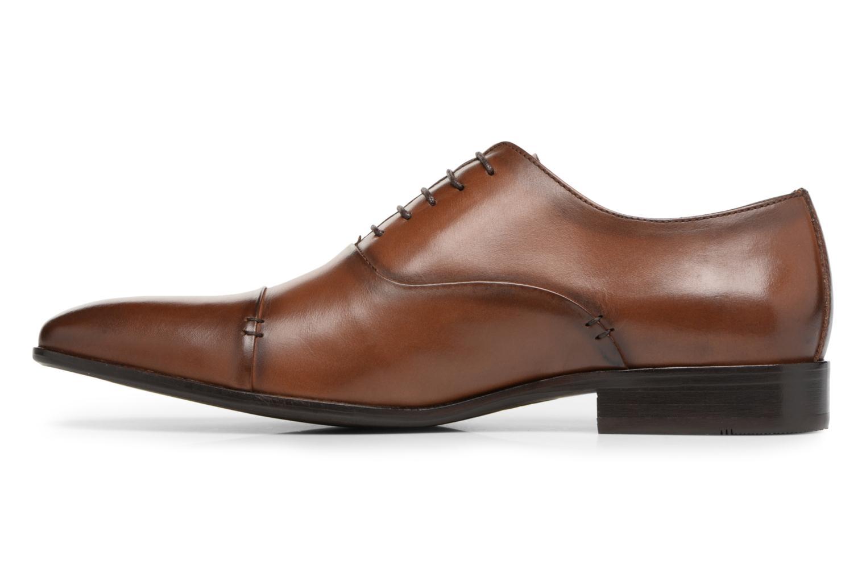 Zapatos con cordones Brett & Sons Garry Marrón vista de frente