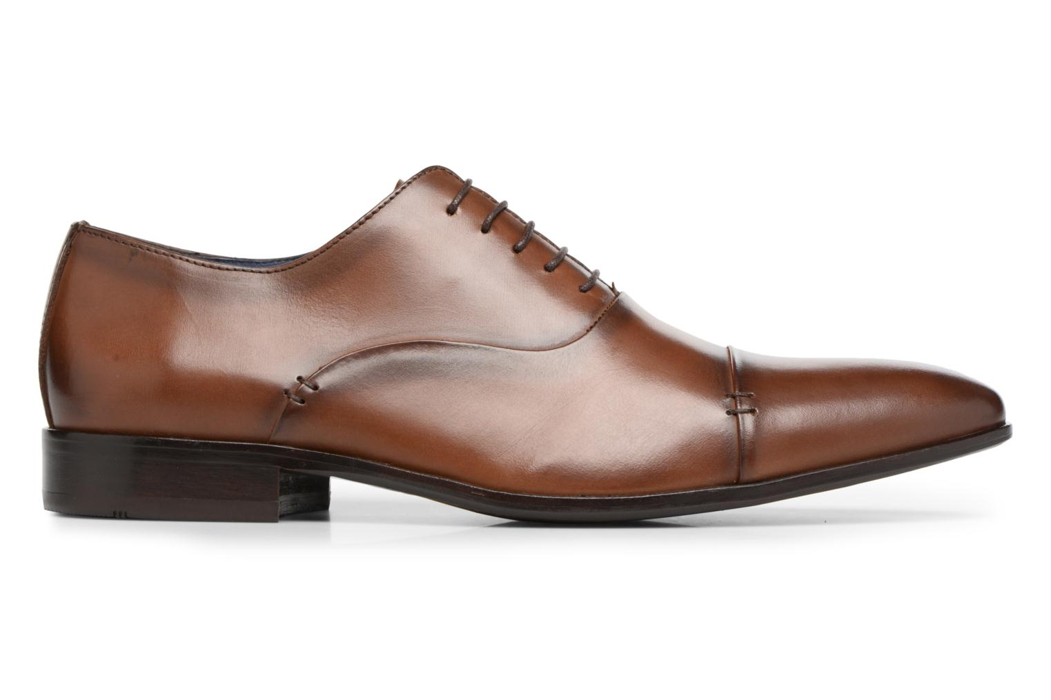 Lace-up shoes Brett & Sons Garry Brown back view