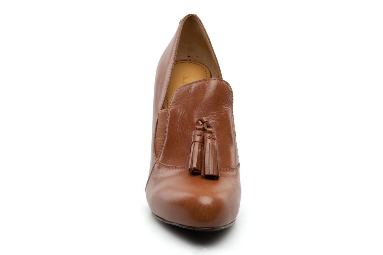 Mocassins Nine West DEWDROP Marron vue portées chaussures