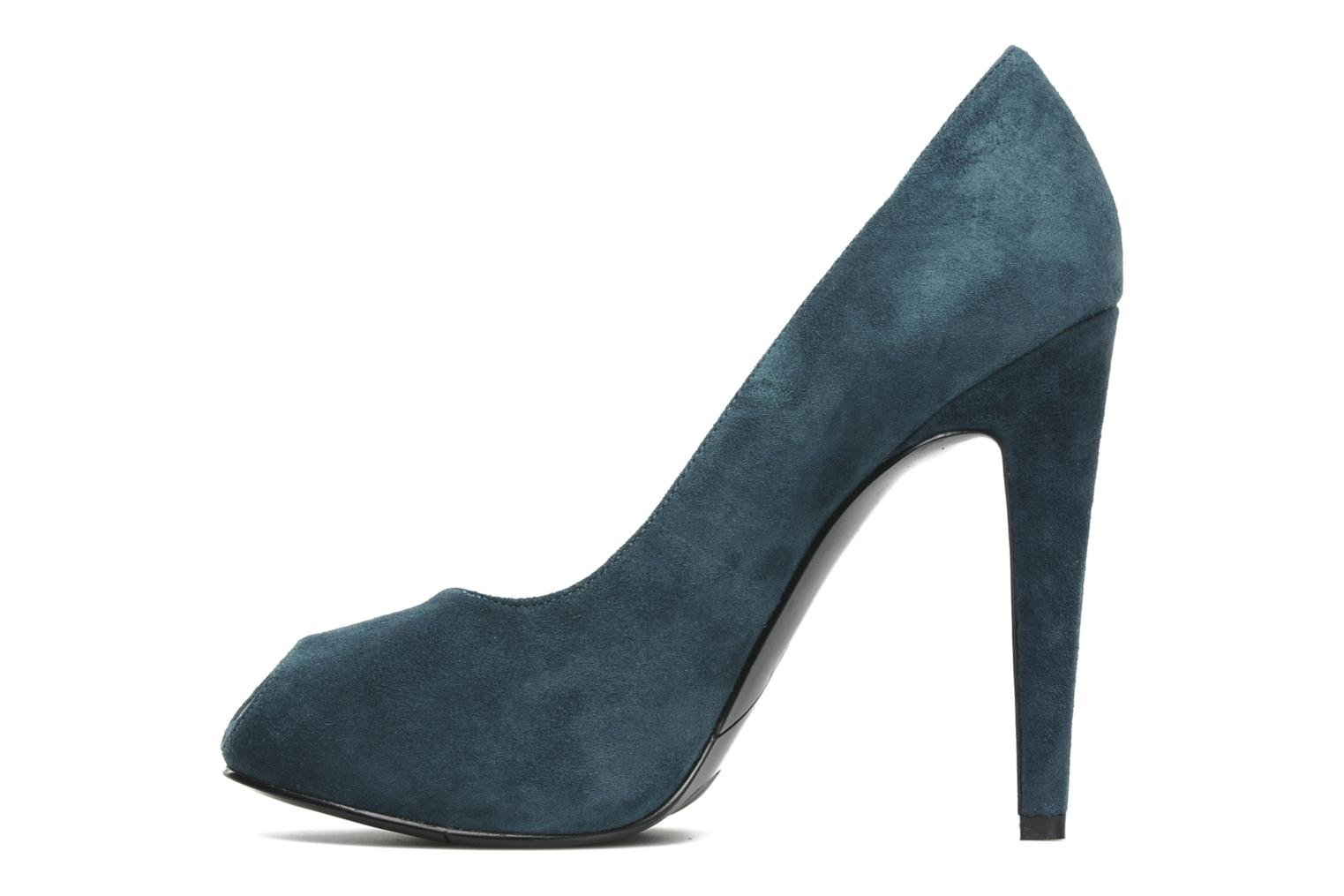 High heels Nine West JUSTCRUISE Blue front view