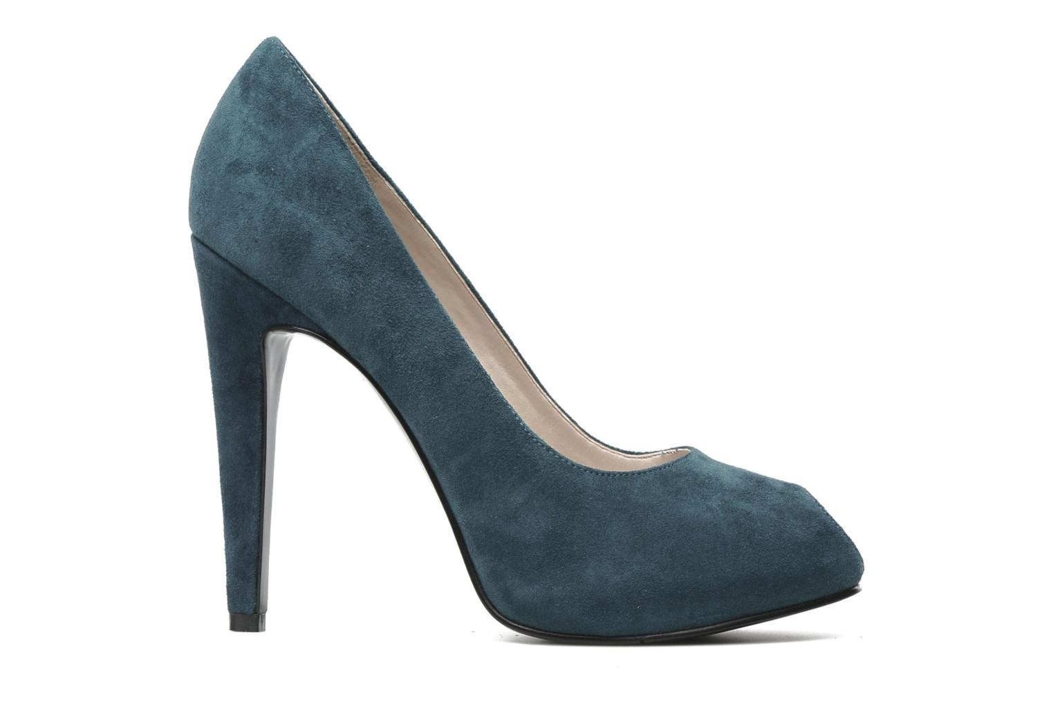 High heels Nine West JUSTCRUISE Blue back view