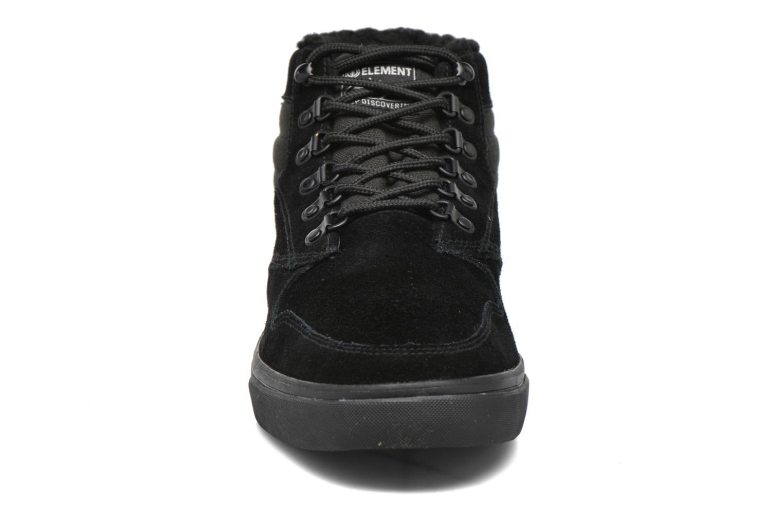 Chaussures de sport Element Topaz C3 Mid Noir vue portées chaussures