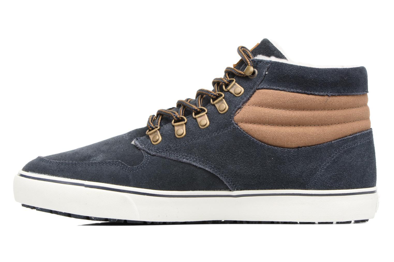 Chaussures de sport Element Topaz C3 Mid Bleu vue face