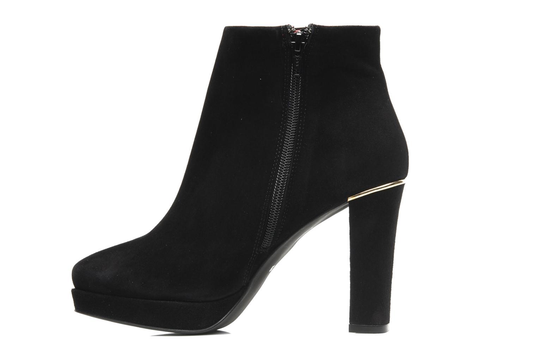 Bottines et boots Georgia Rose Tanova Noir vue face