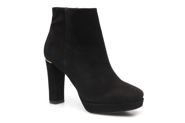 Boots en enkellaarsjes Georgia Rose Tanova Zwart detail