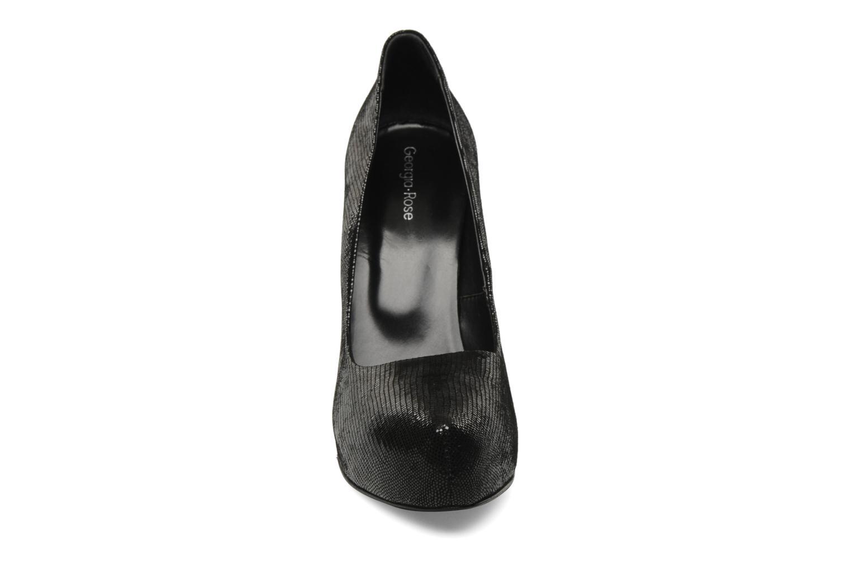 Escarpins Georgia Rose Taloli Noir vue portées chaussures
