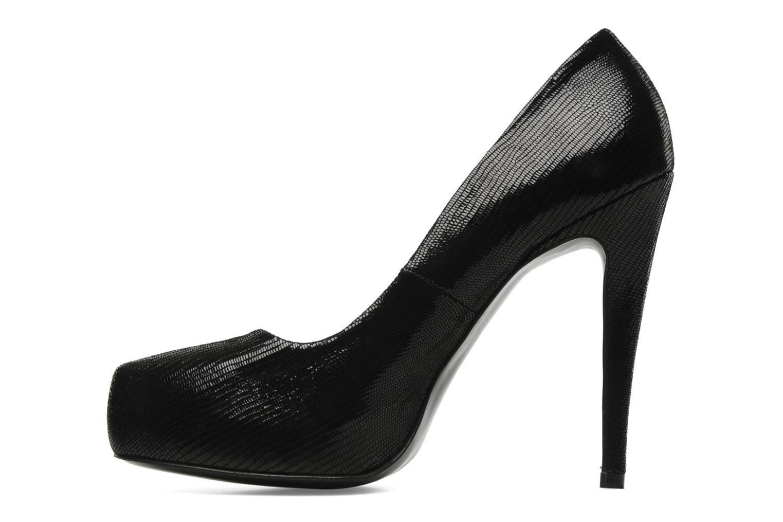 High heels Georgia Rose Taloli Black front view