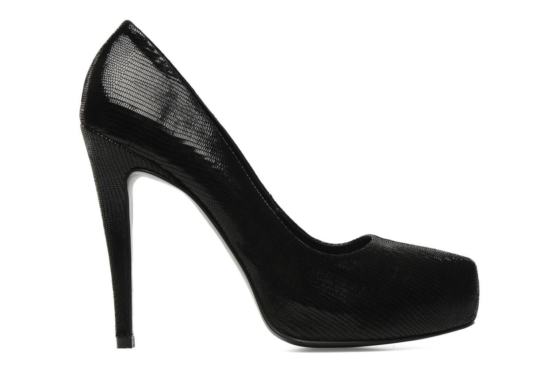 High heels Georgia Rose Taloli Black back view