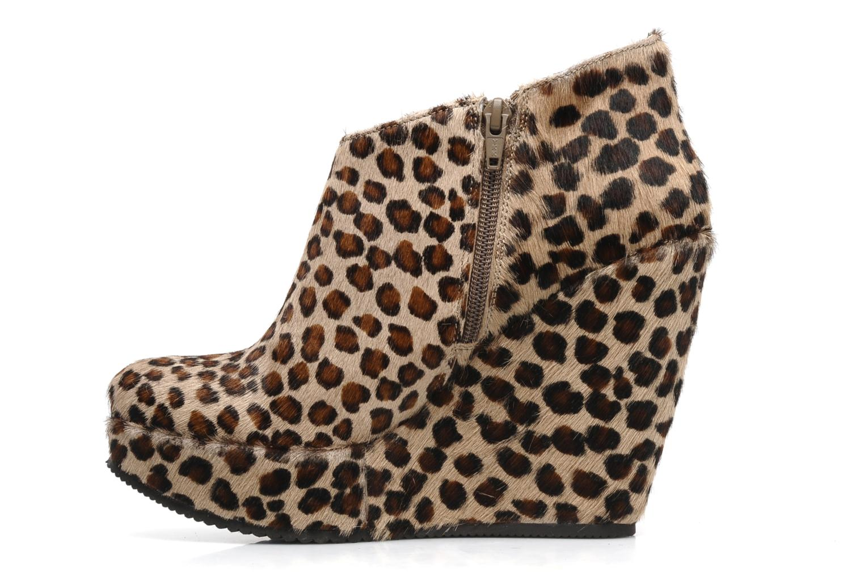 Boots en enkellaarsjes Georgia Rose Tamoli Multicolor voorkant