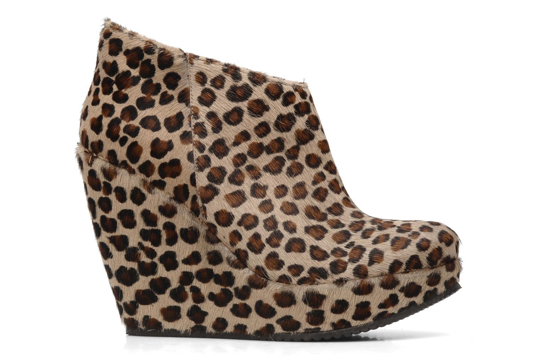 Boots en enkellaarsjes Georgia Rose Tamoli Multicolor achterkant