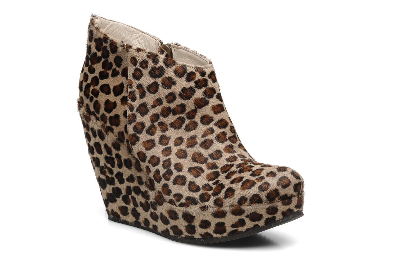 Bottines et boots Georgia Rose Tamoli Multicolore vue détail/paire