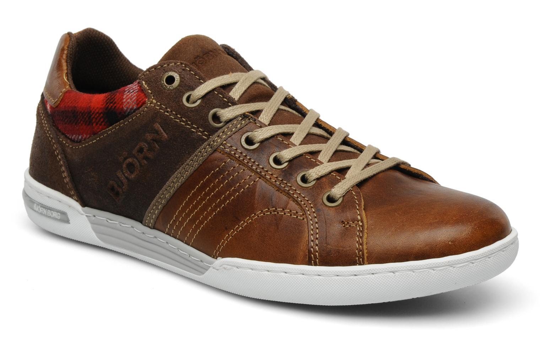 bdf08a95862d Björn Borg Roscoe Tex (Brun) - Sneakers på Sarenza.se (111368)