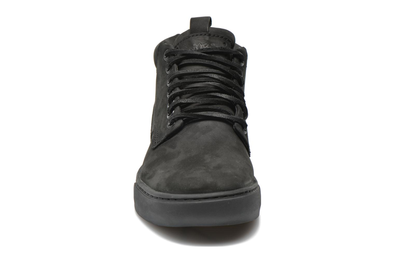 Sneaker Timberland Earthkeepers 2.0 Cupsole Chukka schwarz schuhe getragen