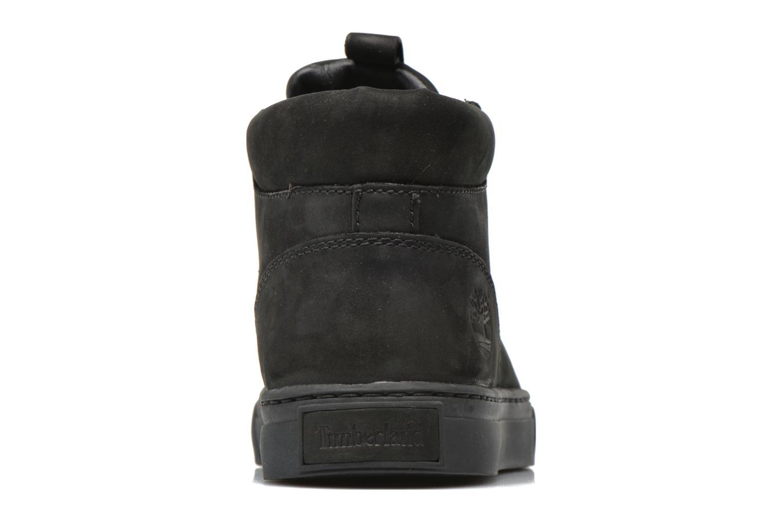 Sneaker Timberland Earthkeepers 2.0 Cupsole Chukka schwarz ansicht von rechts